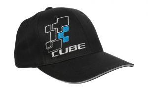 CUBE CAPPELLINO CON VISIERA BLACKLINE