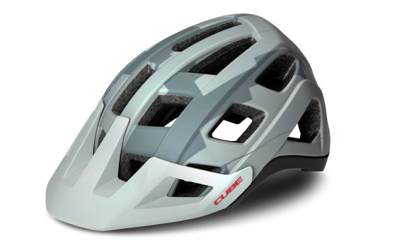 CUBE CASCO BADGER