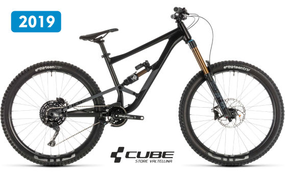 CUBE HANZZ 190 TM 27.5 2019