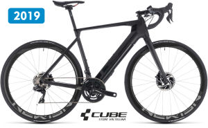 CUBE AGREE HYBRID C:62 SLT 2019