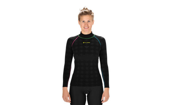 CUBE BASELAYER WS RACE BE WARM L/S