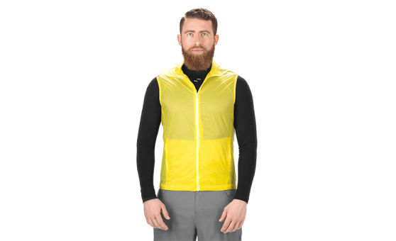 SQUARE WIND GILET PERFORMANCE