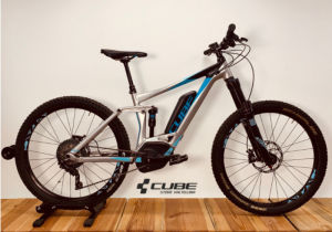 CUBE STEREO HYBRID 160 HPA RACE - 2017 - TG.18