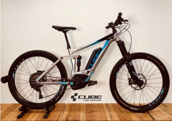 CUBE STEREO HYBRID 160 HPA RACE - 2017 - TG.18