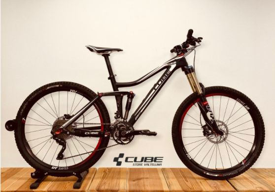 CUBE STEREO SUPER HPC 160 RACE - 2013 - TG.16