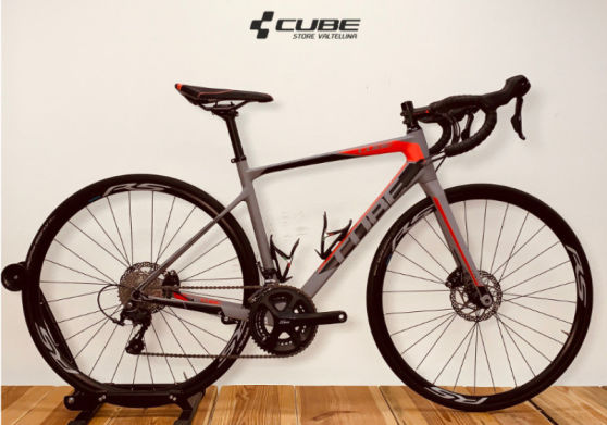 CUBE ATTAIN GTC PRO DISC - 2016 - TG.53