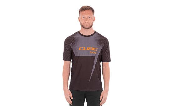 CUBE EDGE ROUND NECK JERSEY S/S