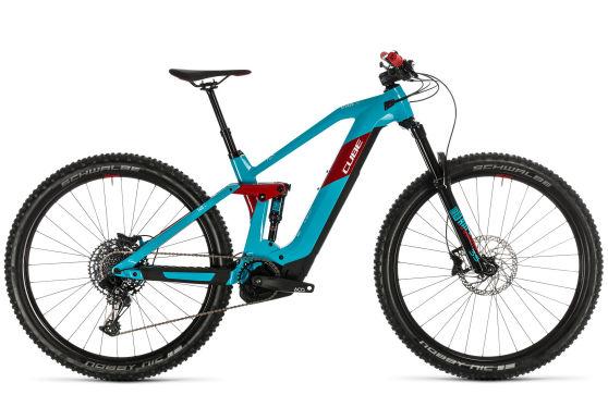 CUBE STEREO HYBRID 140 HPC RACE 500 29 2020