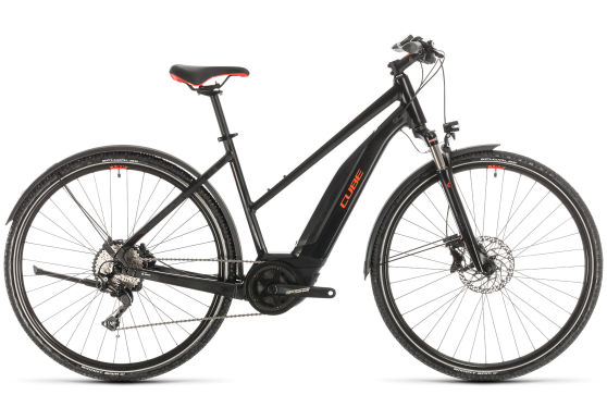 CUBE NATURE HYBRID EXC 500 ALLROAD 2020