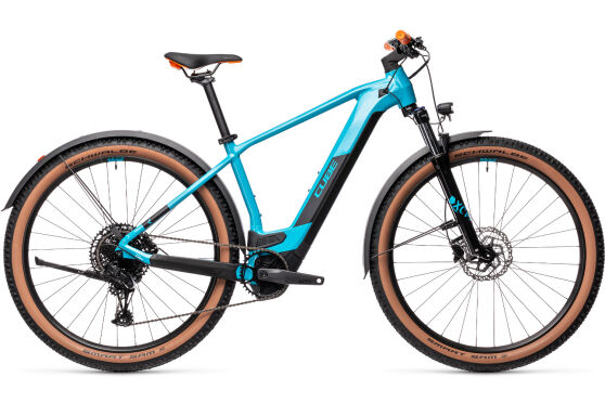 CUBE REACTION HYBRID PRO 625 ALLROAD 2021