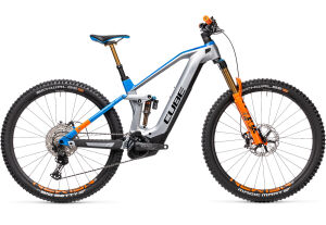 CUBE STEREO HYBRID 140 HPC ACTIONTEAM 625 NYON 2021
