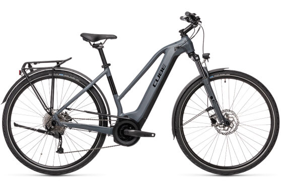 CUBE TOURING HYBRID ONE 400 TRAP. 2021
