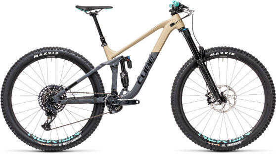 CUBE STEREO 170 RACE 29 2021