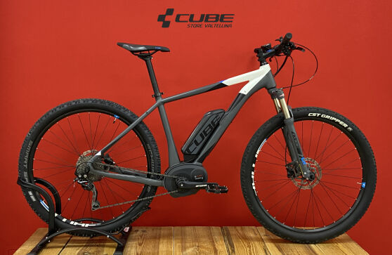 CUBE REACTION HYBRID PRO 500  Km. 5.665 - TG. 21